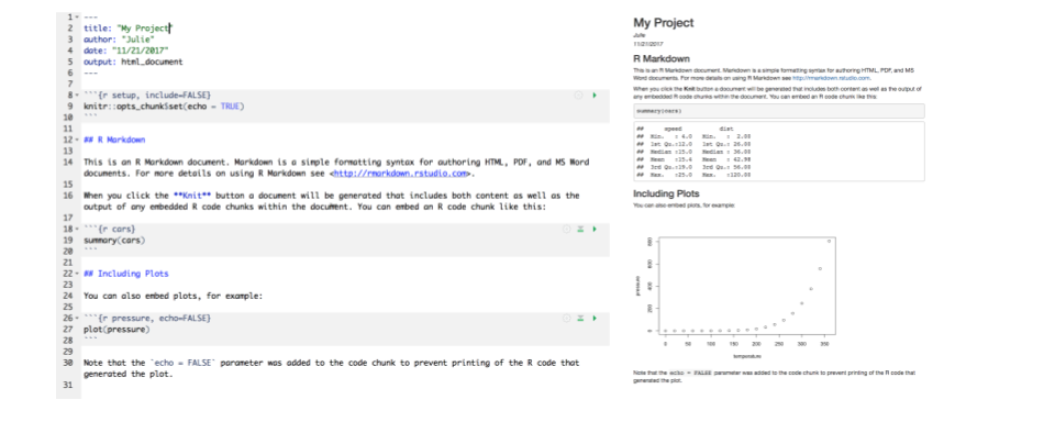 Chapter 3 R & RStudio, RMarkdown | Introduction to Open Data Science